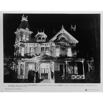 HOUSE Photo de presse N06 - 20x25 cm. - 1984 - William Katt, Steve Miner