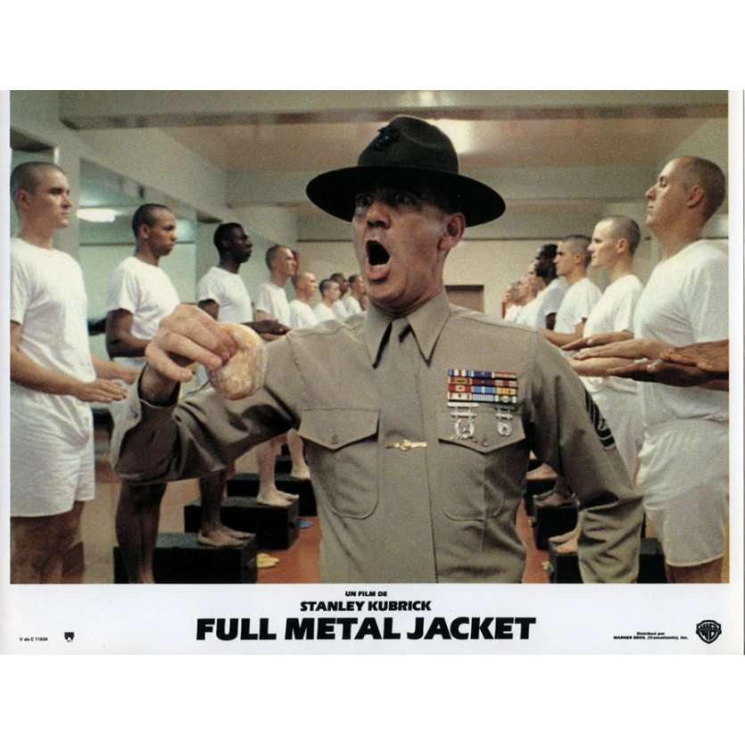 FULL METAL JACKET Lobby Cards 8 photos Stanley Kubrick '87
