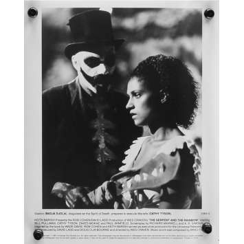 THE SERPENT AND THE RAINBOW Original Movie Still N05 - 8x10 in. - 1988 - Wes Craven, Bill Pullman