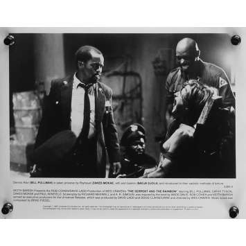 THE SERPENT AND THE RAINBOW Original Movie Still N03 - 8x10 in. - 1988 - Wes Craven, Bill Pullman