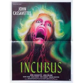 THE INCUBUS Original Movie Poster - 15x21 in. - 1982 - John Hough, John Cassavetes