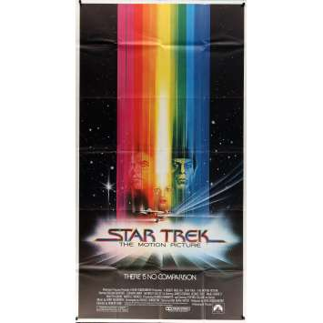 STAR TREK Affiche de film - 104x206 cm. - 1979 - William Shatner, Robert Wise