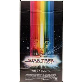 STAR TREK Original Movie Poster - 41x81 in. - 1979 - Robert Wise, William Shatner