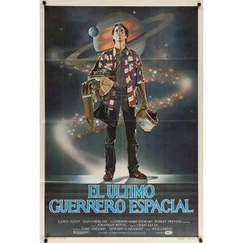 STARFIGHTER Affiche de film - 74x109 cm. - 1984 - Lance Guest, Nick Castle