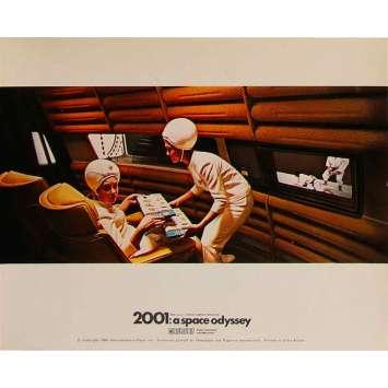 2001 L'ODYSSEE DE L'ESPACE Photo de film Cinerama N07 - 20x25 cm. - 1968 - Stanley Kubrick