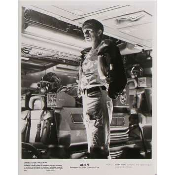 ALIEN Photo de presse ACK-3 - 20x25 cm. - 1979 - Sigourney Weaver, Ridley Scott