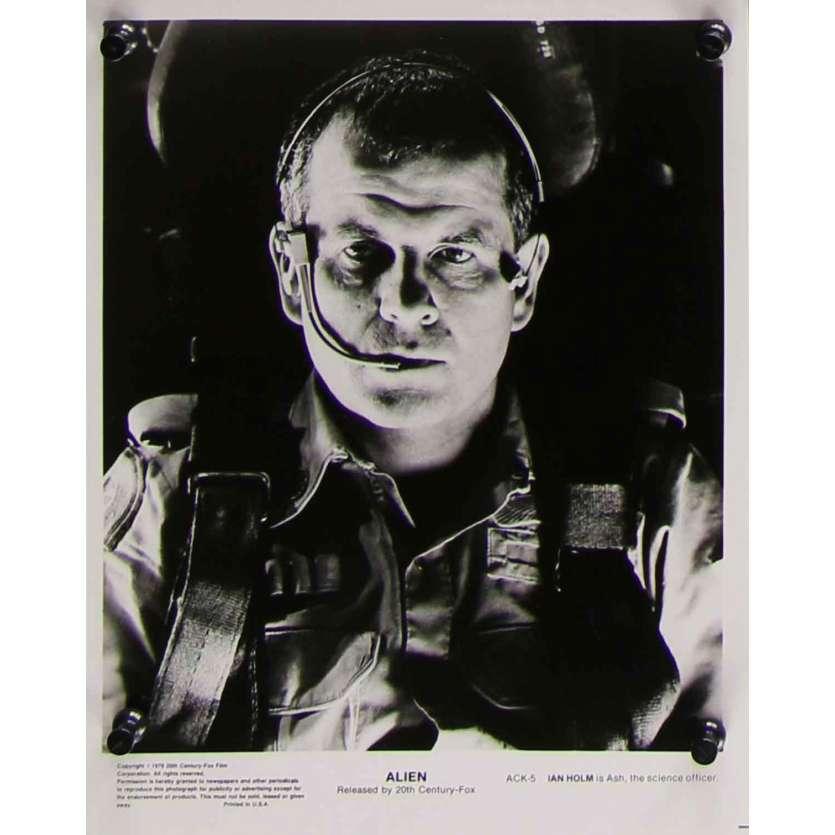 ALIEN Photo de presse ACK-5 - 20x25 cm. - 1979 - Sigourney Weaver, Ridley Scott