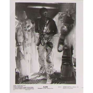 ALIEN Photo de presse ACK-7 - 20x25 cm. - 1979 - Sigourney Weaver, Ridley Scott