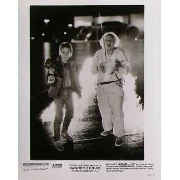 BACK TO THE FUTURE Original Movie Still 2171-1 - 8x10 in. - 1985 - Robert Zemeckis, Michael J. Fox