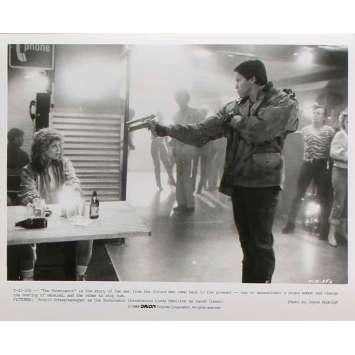 TERMINATOR Photo de presse T-41-25A - 20x25 cm. - 1983 - Arnold Schwarzenegger, James Cameron