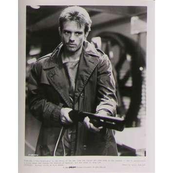 TERMINATOR Photo de presse T-44-28A - 20x25 cm. - 1983 - Arnold Schwarzenegger, James Cameron