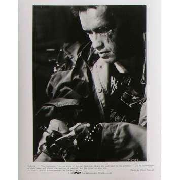 TERMINATOR Photo de presse T-81-3A - 20x25 cm. - 1983 - Arnold Schwarzenegger, James Cameron