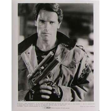 TERMINATOR Photo de presse T-125-1A - 20x25 cm. - 1983 - Arnold Schwarzenegger, James Cameron