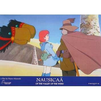 NAUSICAA Photo de film N01 - 21x30 cm. - 1984 - Sumi Shimamoto, Hayao Miyazaki