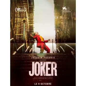 JOKER Affiche de film Originale - 40x52 cm env. - 2019 - Joaquim Phoenix