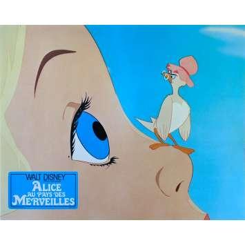 ALICE AU PAYS DES MERVEILLES Photo de film N04 - 21x30 cm. - R1970 - Ed Wynn, Walt Disney