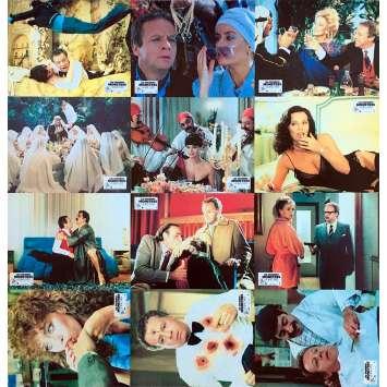 LES DERNIERS MONSTRES Photos de film x12 - 21x30 cm. - 1982 - Laura Antonelli, Gloria Guida, Dino Risi
