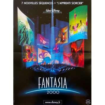 FANTASIA 2000 Affiche de film - 40x60 cm. - 1999 - Steve Martin, Walt Disney