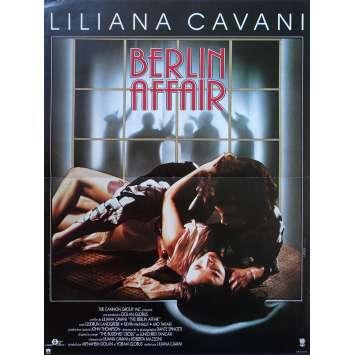 BERLIN AFFAIR Affiche de film - 40x60 cm. - 1985 - Gudrun Landgrebe, Liliana Cavani