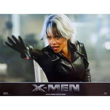 X-MEN Original Lobby Card N01 - 9x12 in. - 2000 - Bryan Singer, Hugh Jackman