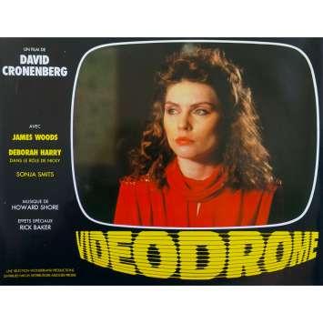 VIDEODROME Photo de film N02 - 21x30 cm. - 1983 - James Woods, David Cronenberg