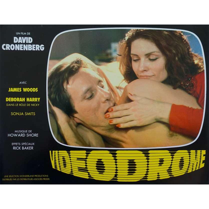VIDEODROME Photo de film N10 - 21x30 cm. - 1983 - James Woods, David Cronenberg