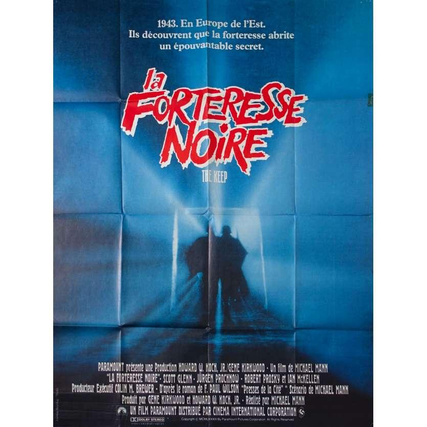 THE KEEP Original Movie Poster - 47x63 in. - 1983 - Michael Mann, Scott Glenn