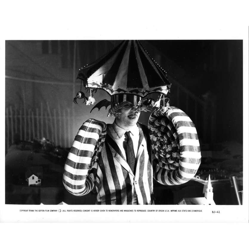 BEETLEJUICE Original Movie Still BJ-41 - 8x10 in. - 1988 - Tim Burton, Michael Keaton