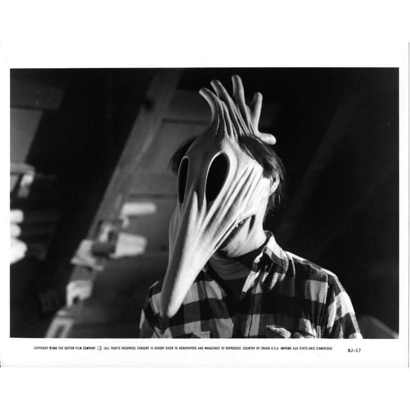 BEETLEJUICE Photo de presse BJ-17 - 20x25 cm. - 1988 - Michael Keaton, Tim Burton