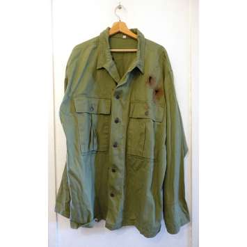 SAVING PRIVATE RYAN Original Production-Used Army Jacket (1) - 1998 - With COAs, Spielberg