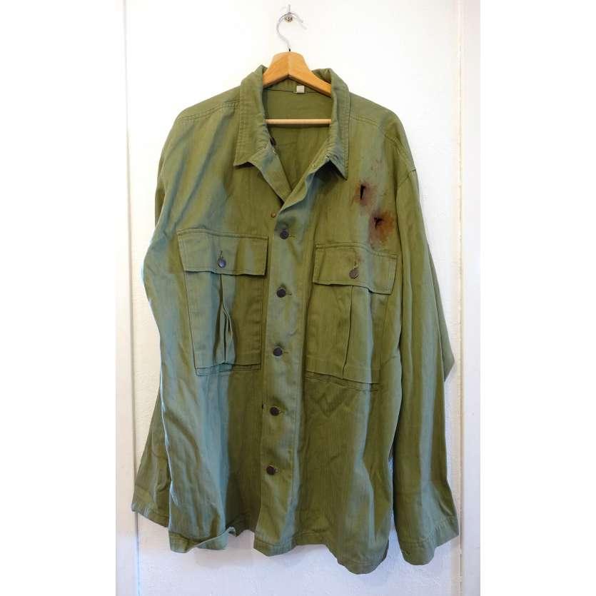 SAVING PRIVATE RYAN Original Production-Used Army Jacket (1) - 1998 - With COAs, Spielberg