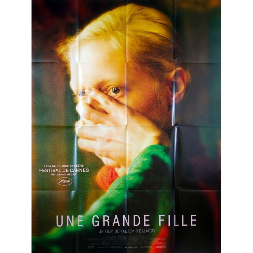 BEANPOLE Original Movie Poster - 47x63 in. - 2019 - Kantemir Balagov, Konstantin Balakire