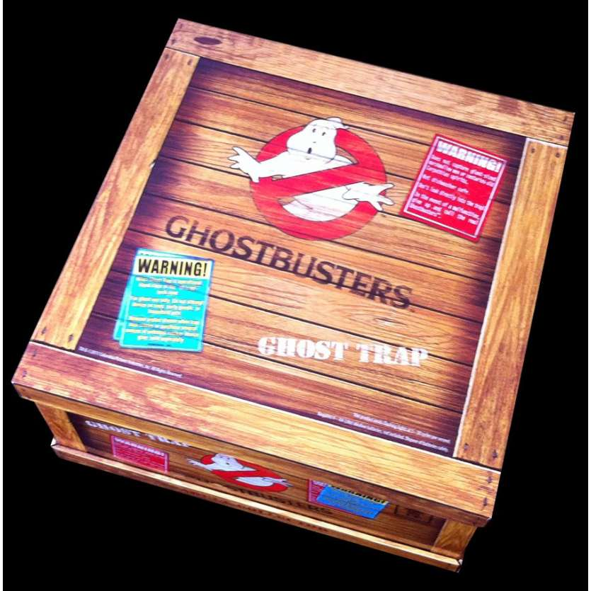 GHOSTBUSTERS Ghost Trap - Piège à fantôme !