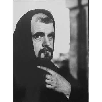 LE NOM DE LA ROSE Photo de presse N3 - 18x24 cm. - 1987 - Sean Connery, Jean-Jacques Annaud