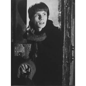 LE NOM DE LA ROSE Photo de presse N2 - 18x24 cm. - 1987 - Sean Connery, Jean-Jacques Annaud