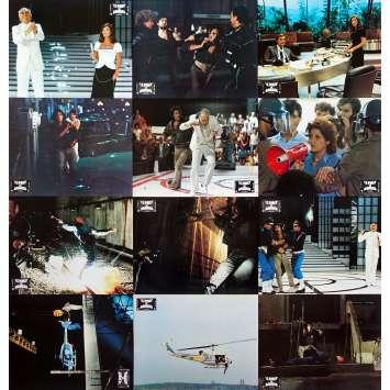 LE PRIX DU DANGER Photos de film x12 - 21x30 cm. - 1983 - Gérard Lanvin, Yves Boisset