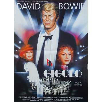 JUST A GIGOLO French Movie Poster - 23x32 in. - 1978 - David Hemmings, David Bowie