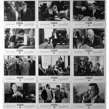 LA FIRME Photos de presse x22 - 20x25 cm. - 1993 - Tom Cruise, Sydney Pollack