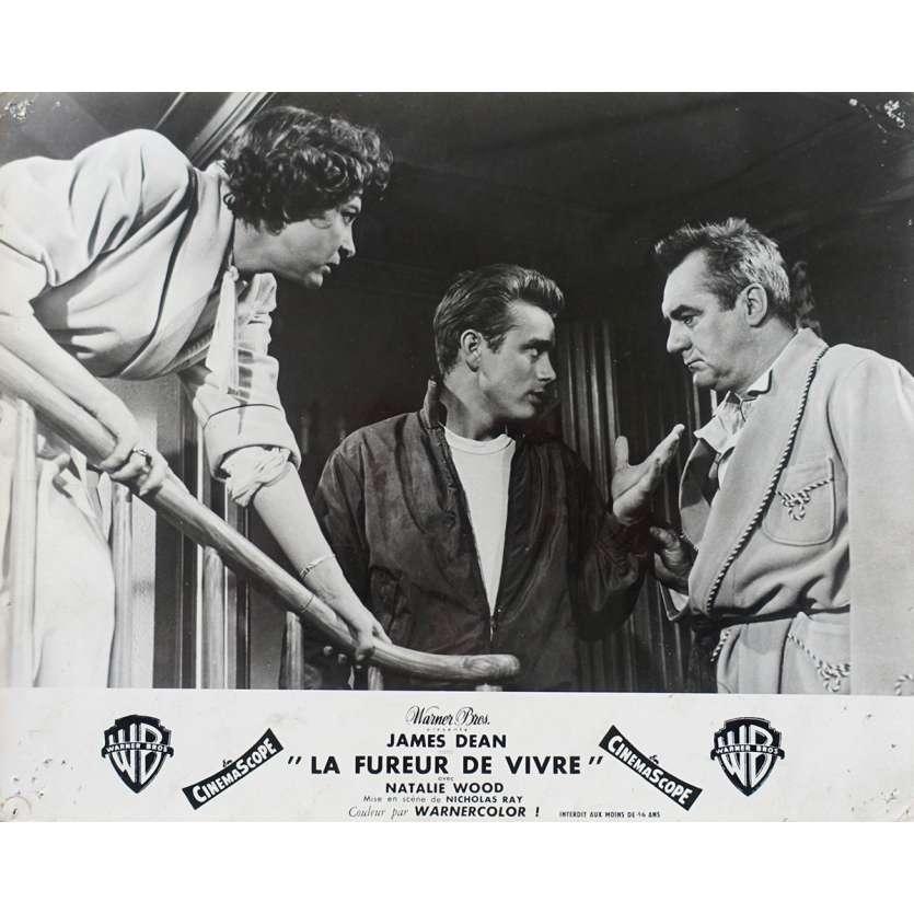 LA FUREUR DE VIVRE Photo de film N01 - 24x30 cm. - 1955 - James Dean, Nicholas Ray