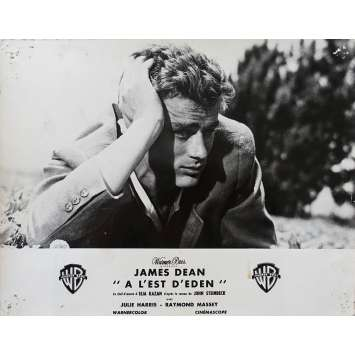 A L'EST D'EDEN Photo de film N02 - 24x30 cm. - R1960 - James Dean, Elia Kazan