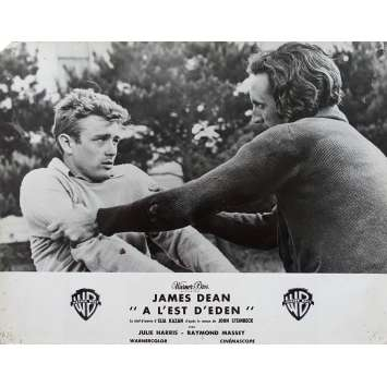 A L'EST D'EDEN Photo de film N01 - 24x30 cm. - R1960 - James Dean, Elia Kazan