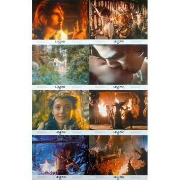 LEGEND Photos de film - 28x36 cm. - 1986 - Tom Cruise, Ridley Scott