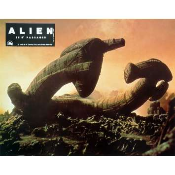 ALIEN Photo de film N03 - 21x30 cm. - 1979 - Sigourney Weaver, Ridley Scott