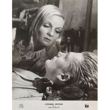 L'ETERNEL RETOUR Photo signée par Madeleine Sologne N01 - 24x30 cm. - 1943 - Jean Marais