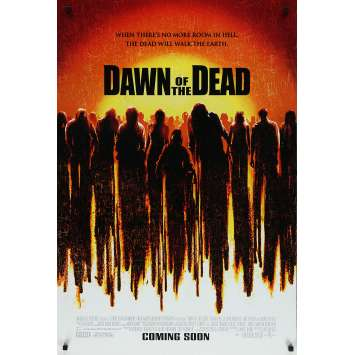 DAWN OF THE DEAD US Movie Poster - 27x40 in. - 2004 - Zack Snyder, Sarah Polley
