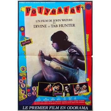 POLYESTER Affiche de film - 40x60 cm. - 1981 - Divine, John Waters