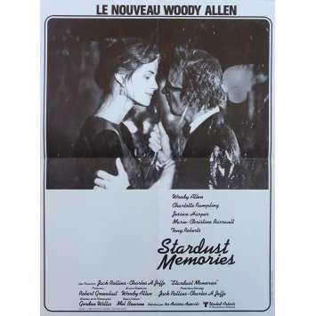 STARDUST MEMORIES Affiche de film - 40x60 cm. - 1980 - Charlotte Rampling, Woody Allen
