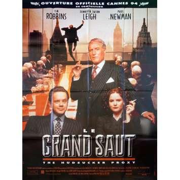 LE GRAND SAUT Affiche de film - 120x160 cm. - 1994 - Tim Robbins, Joel Coen