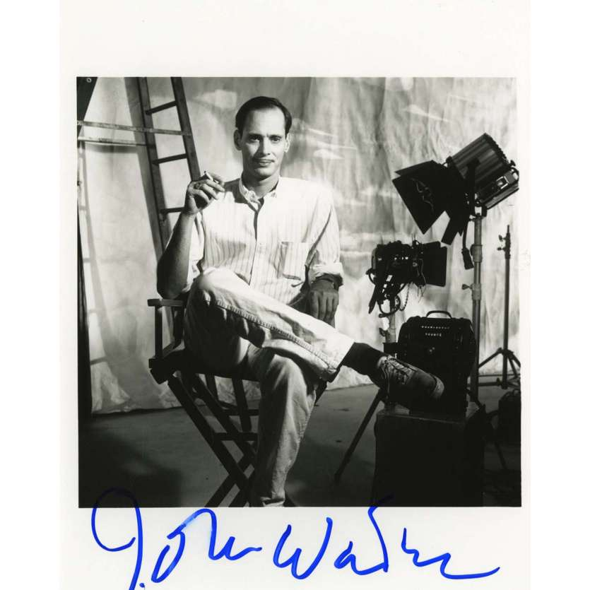 JOHN WATERS US Signed Still 8x10 - 1990 - John Waters,