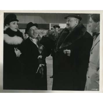 THE VIPS Original Movie Still - 8x10 in. - 1963 - Anthony Asquith, Orson Welles
